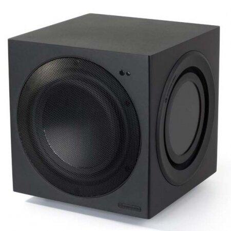 Monitor Audio CW8 - kompaktowy aktywny subwoofer z serii custom install