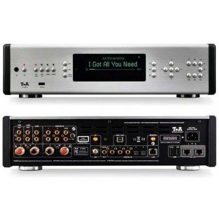 T+A R 1000 E Odtwarzacz Multi-Source Player, odtwarzanie CD, streaming, bluetooth, wzmacniacz zintegrowany