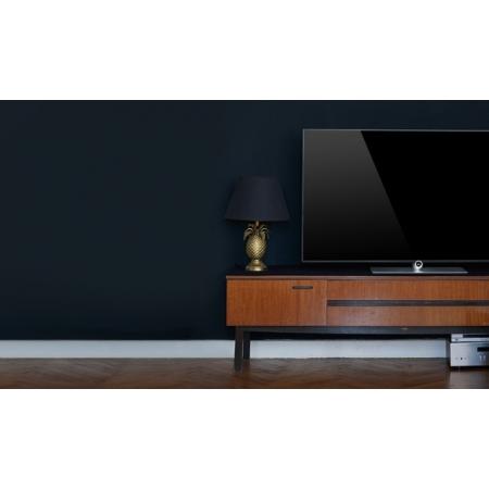 Loewe One 55 UHD, smart tv, inteligentny telewizor, telewizor z technologią ultra HD, wysokiej klasy telewizor, loewe łódź