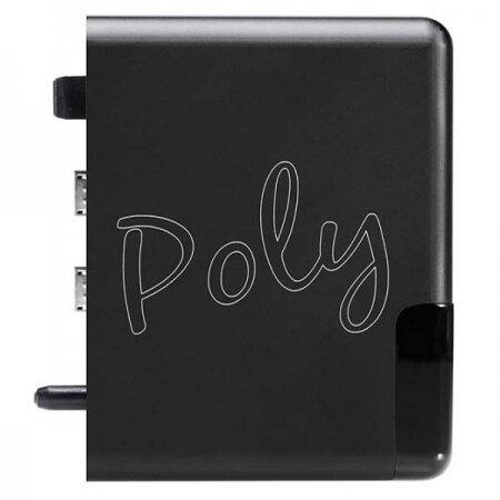 Chord Electronics POLY moduł streamera do wzmacniacza słuchawkowego chord electronics Mojo, streamer z airplay bluetooth dlna