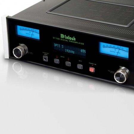 McIntosh D1100 Referencyjny przedwzmacniacz cyfrowy z DAC