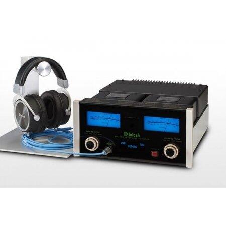 McIntosh MHA150 Wzmacniacz słuchawkowy z konwerterem cyfrowo-analogowym.