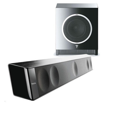 FOCAL DIMENSION + SUB AIR + BLUETOOTH APTX