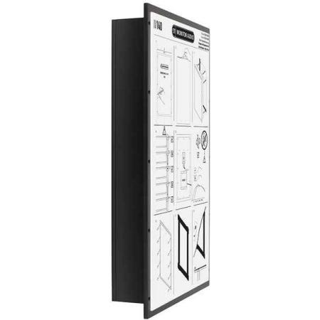 Monitor Audio IV140, głośniki niewidzialne, kolumny niewidzialne, głośniki niewidoczne do zabudowy ściennej lub sufitowej