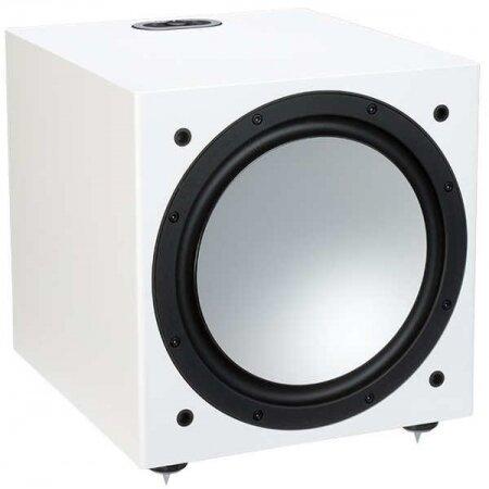 Monitor Audio Silver W12, subwoofer do kina domowego, głośnik niskotonowy, kolumna basowa