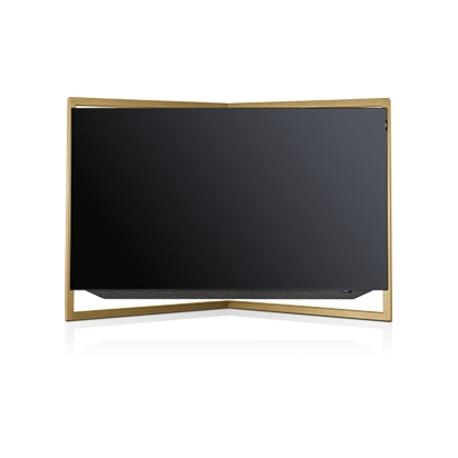 Loewe bild 9.65, loewe bild 9 oled TV, Telewizor w technologii oled, UHD, Ultra HD, 4k, HDR, TV z soundbarem