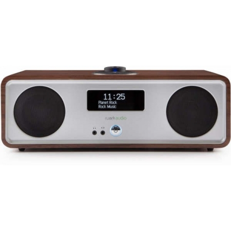 Ruark Audio R2 system muzyczny z wifi, mini system audio, mini hifi, stereo do sypialni
