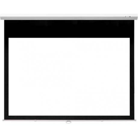 Suprema FENIKS Elegant 221×125 MW HD Ekran projekcyjny klasy Premium  z  opatentowaną technologią powolnego zwijania ekranu.