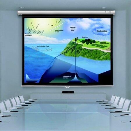 Suprema FENIKS 234×146 MW Ekran projekcyjny 16:10