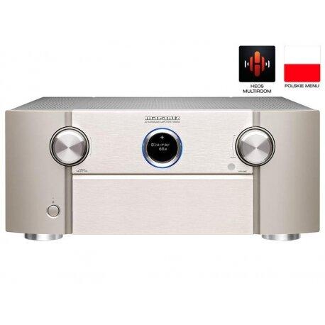 Marantz SR8012, amplituner marantz, amplituner kina domowego, kino domowe, marantz łódź