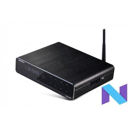 HiMedia Q10 Pro odtwarzacz multimedialny, odtwarzacz wieloformatowy, domowe centrum rozrywki set top box