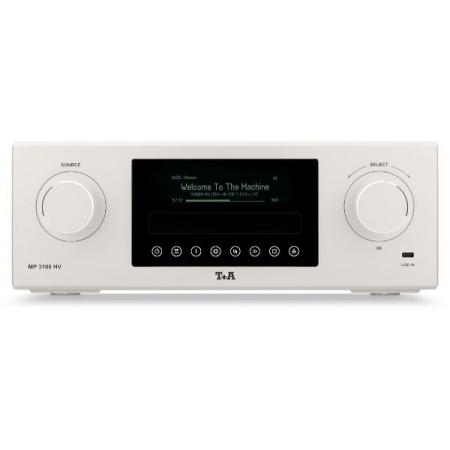 T+A MP 3100 HV, T+A MP3100 HV - Odtwarzacz wieloformatowy / wieloźródłowy / SACD / Streaming