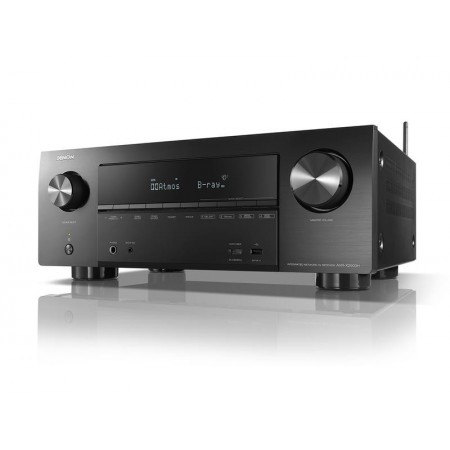 Denon AVR-X2500H amplutuner sieciowy kina domowego 7.2