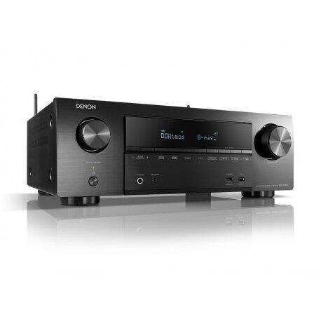 Denon AVR-X1500H sieciowy amplituner wielokanałowy do kina domowego