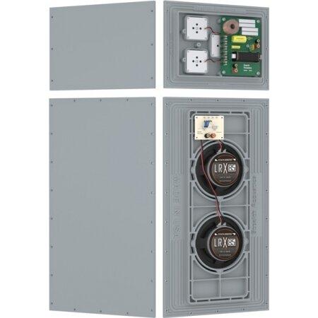 Stealth Acoustics LRX-85, niewidzialne głośniki, kolumny niewidzialne, głośniki niewidoczne, głośniki ścienne, głośniki montaż