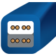 Wireworld MINI-STRATUS Power Cord (MSP)