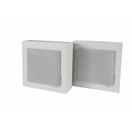 DLS FLATBOX SLIM MINI (WHITE SILK)