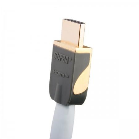 SUPRA KABEL HDMI 2.0 HIGH SPEED 4K Z ETHERNETEM - kabel hdmi supra, supra audio, hdmi
