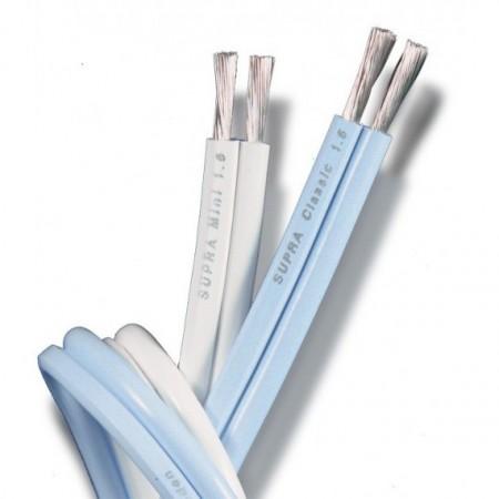 SUPRA Classic Mini 2 x 1.6, kabel głośnikowy, przewód głośnikowy, supra classic mini, supra cables