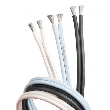 SUPRA Classic H 2 x 2.5, kable głośnikowe, przewody głośnikowe, kable do głośników, supra cables, supra classic