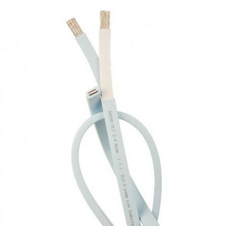 SUPRA Ply 2 x 3.4/W, kable głośnikowe, przewody głośnikowe, płaski kabel głośnikowy, supra, supra cables, supra łódź