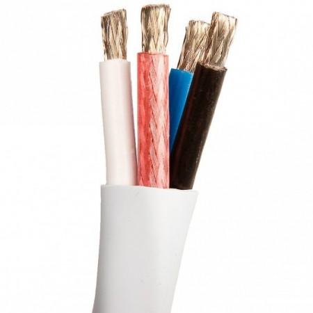 SUPRA QUADRAX 4 x 2.0, kabel głośnikowy, przewód głośnikowy, supra kabel, kable do głośników, supra quadrax łódź, supra łódź