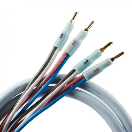 SUPRA QUADRAX, kabel głośnikowy, kabel głośnikowy supra, przewód głośnikowy, kable łódź, audio-video łódź