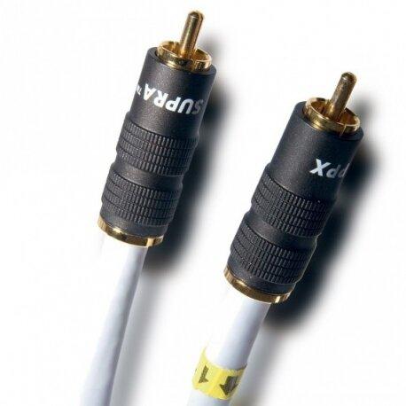 SUPRA TRICO RCA, kabel rca, kabel cyfrowy, supra cables, przewód rca supra