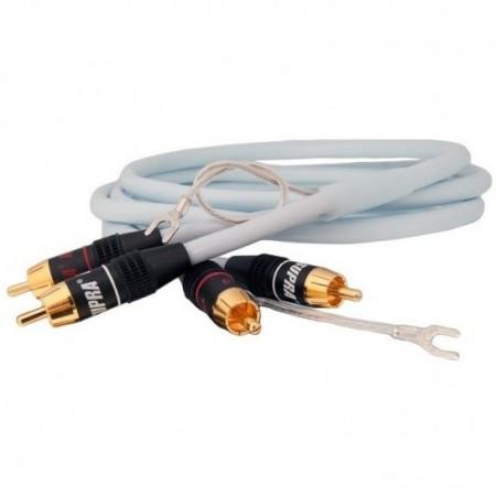 SUPRA BILINE PHONO RCA, kabel rca, kabel phono, kabel gramofonowy, kabel połączeniowy, przewody supra, supra cables łódź