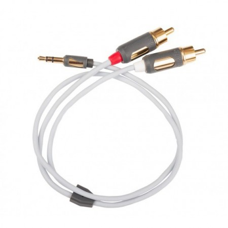 SUPRA MP-CABLE MINI JACK / 2 RCA, kabel minijack 2 rca, supra cables łódź, kabel mini jack supra, kabel audio