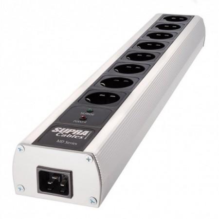 SUPRA MD08-EU/SP MK3, listwa zasilająca, supra cables, listwa sieciowa, listwa przeciwprzepięciowa, listwa filtrująca