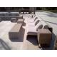 Architettura Sonora CUBE 400, głośnik pełnozakresowy lub subwoofer, niskotonowy, zewnętrzny odporny na warunki atmosferyczne