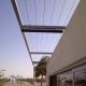 Architettura Sonora PERGOLA, satelitarny moduł audio, głośnik wiszący naścienny zewnętrzny odporny na warunki atmosferyczne