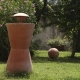 Architettura Sonora BIG YOYO, Trójdrożny aktywny pełnozakresowy stojący moduł dźwiękowy, głośnik zewnętrzny