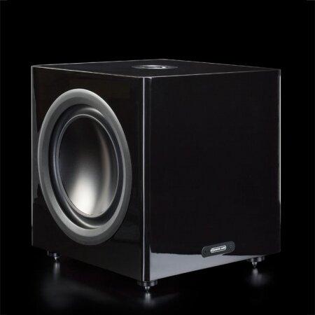 Monitor Audio PLW215 II, subwoofer aktywny z serii Platinum II, kolumna głośnikowa niskotonowa