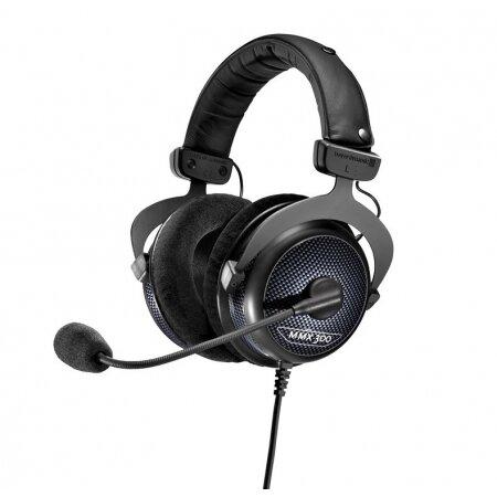 Beyerdynamic MMX 300 Słuchawki multimedialne High End z mikrofonem, nagłowne, zamknięte