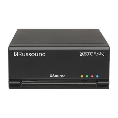 Russound XSource Strumieniowy odtwarzacz audio, streamer, audio streamer, odtwarzacz strumieniowy russound