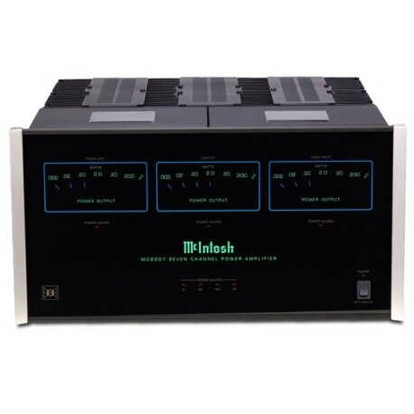 McIntosh MC8207 Wzmacniacz mocy kina domowego
