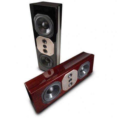 McIntosh LCR80 Głośnik naścienny, podstawkowy, do stereo lub jako centralny