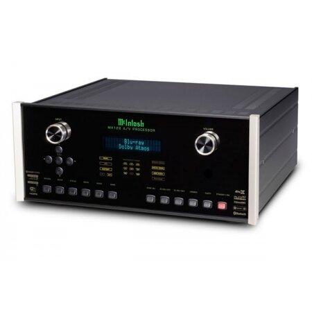 McIntosh MX122 Przedwzmacniacz audio/video, przedwzmacniacz kina domowego