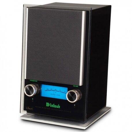 McIntosh RS100 głośnik sieciowy ze wzmacniaczem, idealny do instalacji multiroom