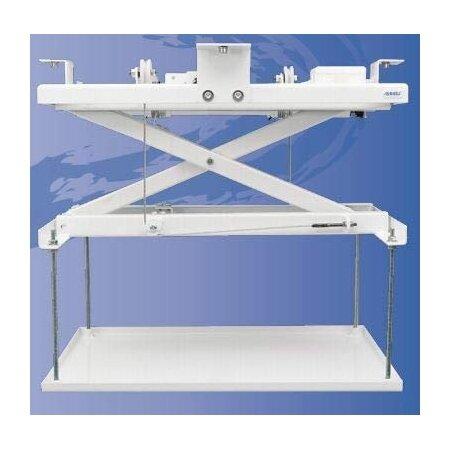 Ravell winda W-450, winda do projektora, winda do sufitu podwieszanego, uchwyt do projektora, winda do rzutnika