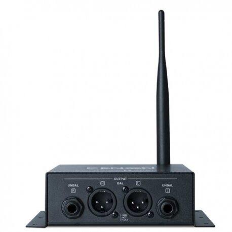 Denon DN-200WS, Denon Professional DN-200WS - Streamer audio Wi-Fi