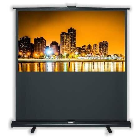 Suprema LIBRA X 203×114 MW Ekran projekcyjny 16:9, ekran do projekcji przenośny
