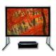 Suprema ORION 243×182 REAR, ekran projekcyjny ramowy przenośny do projekcji tylnej, ekran do kina domowego, ekran do projektora