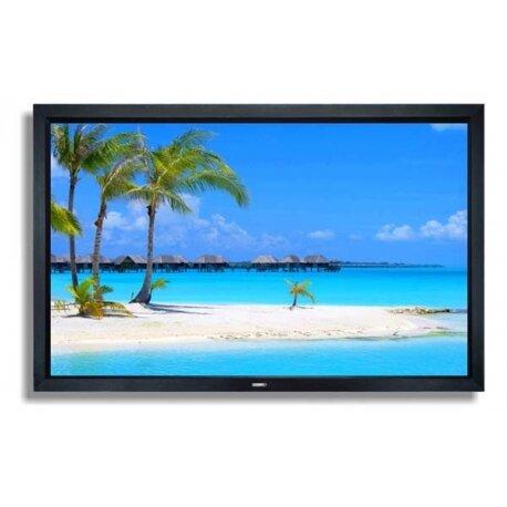 Suprema TAURUS 280×157 MG HD Movie, ekran projekcyjny ramowy do instalacji w sali projekcyjnej, ekran do kina domowego